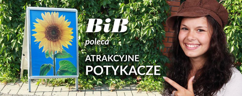 BiB poleca stabilne potykacze Olsztyn, Zakole 17